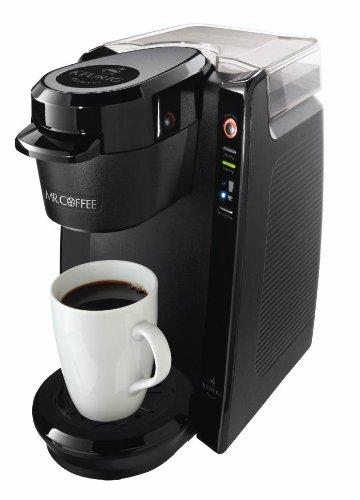 Mr Coffee Bvmc Kg5 001 Single Serve Coffee Brewer Powered